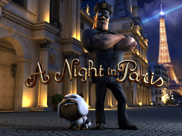 A Night in Paris Pokies Review
