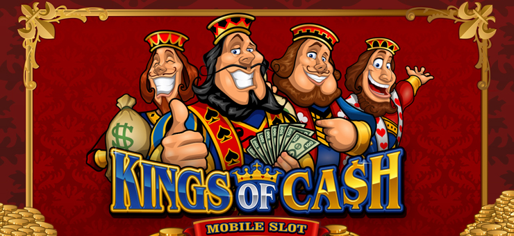 KIngs of Cash Pokies REview