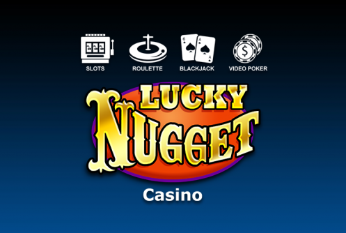 Strike gold with Lucky Nugget