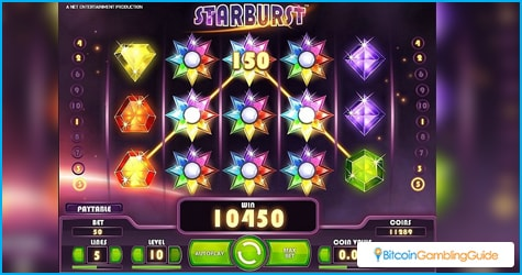 Starburst Pokies Review