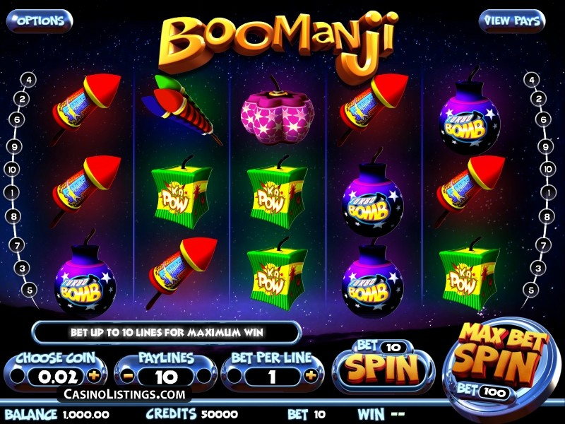 Boomanji Pokies Review