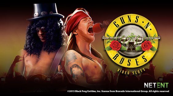 Guns N Roses Pokies Review
