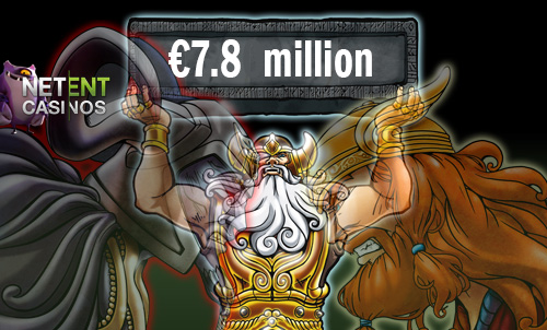 NetEnt Progressive Jackpot makes another millionaire