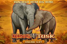 New Microgaming Pokies Game - King Tusk is a Big Hit