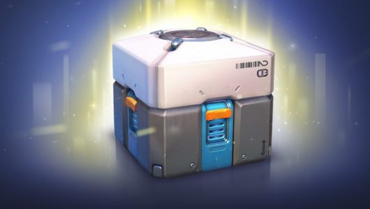 Loot Box as seen in Overwatch