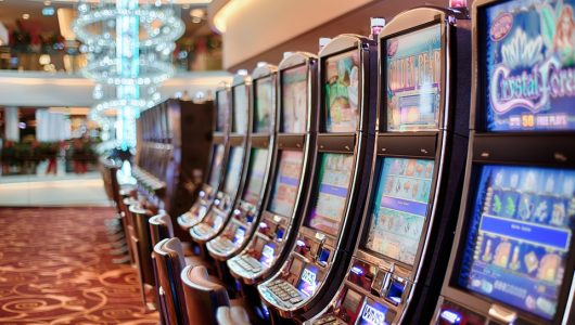 Springtime Slot games in the casino