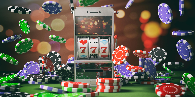 Mobile casino raining casino chips