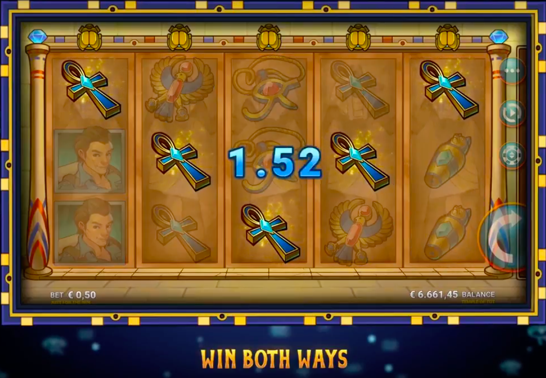 New Microgaming Pokies Game - Temple of Tut