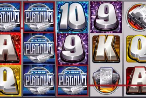 Pue Platinum Pokies