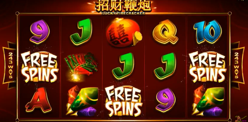 Free Spins Online Pokies Game